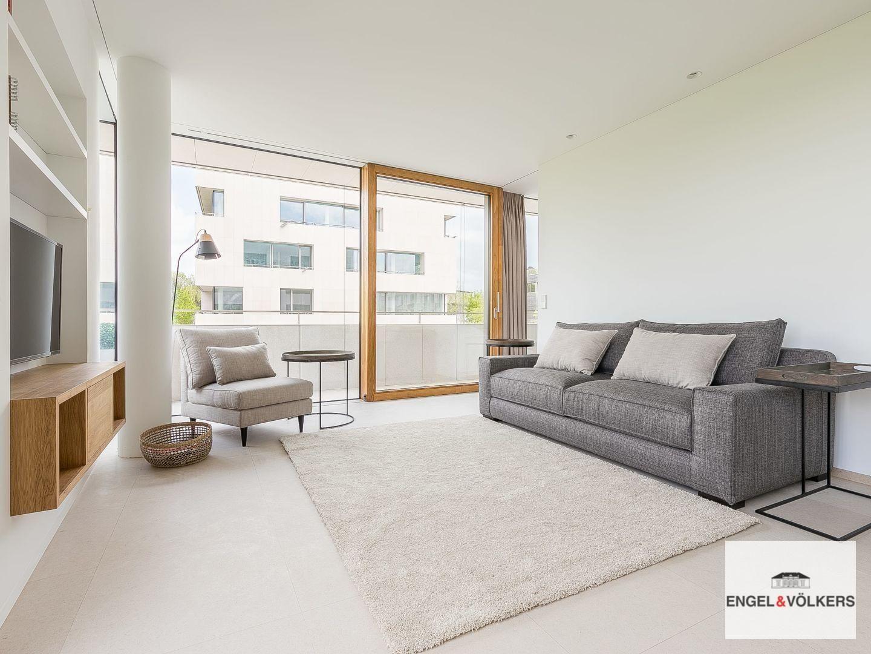 Qu Est Ce Qu Une Loggia apartment with 1 room to rent in limpertsberg